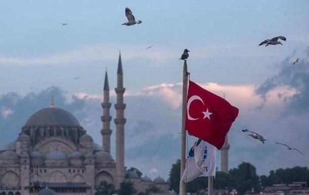 У Туреччині проходить масштабна спецоперація із затримання терористів