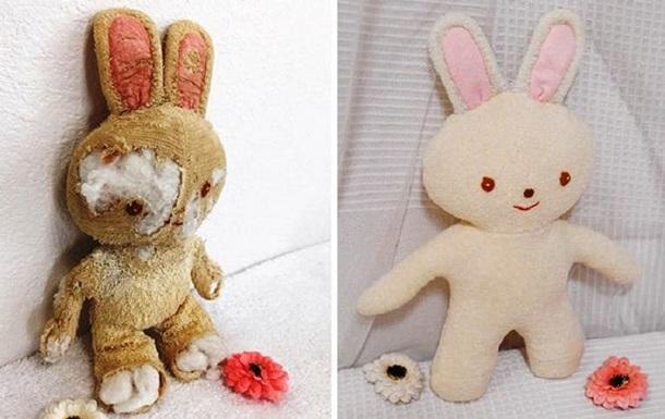 В Японии появилась 'больница' для мягких игрушек