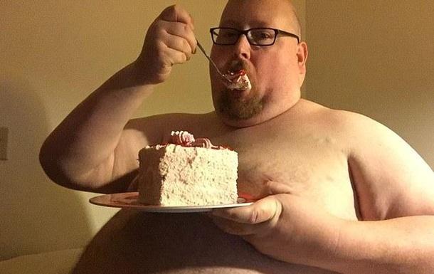 Американец рассказал, как похудел на 1,5 центнера