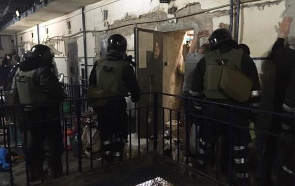 Бунт у СІЗО Кропивницького: 25 постраждалих
