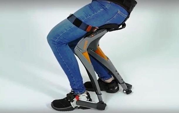 Honda сделала шагающий стул