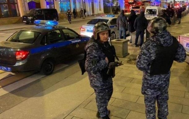 Збільшилася кількість жертв стрілянини в Москві