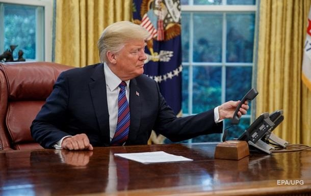 Трамп рассказал об  очень хорошем разговоре  с Си Цзиньпином