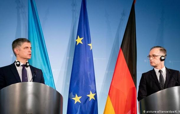 Київ і Берлін мають розбіжності щодо Nord Stream 2