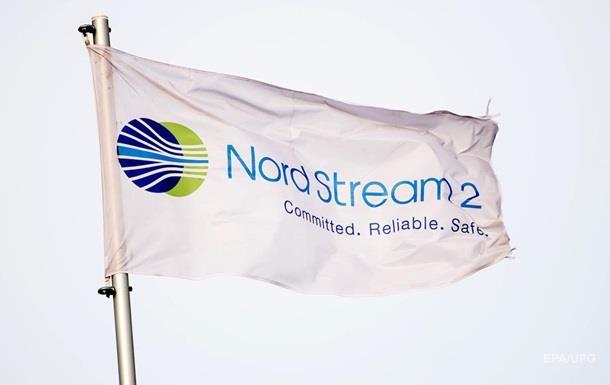 Подрядчик Северного потока-2 приостановил работы
