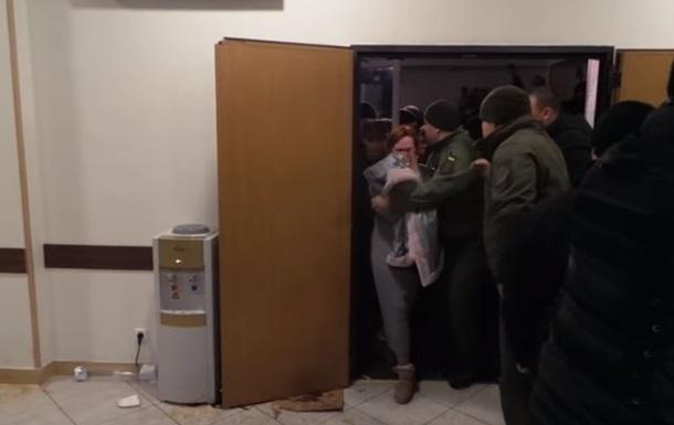 Справа Шеремета: поліція пояснила штурм суду