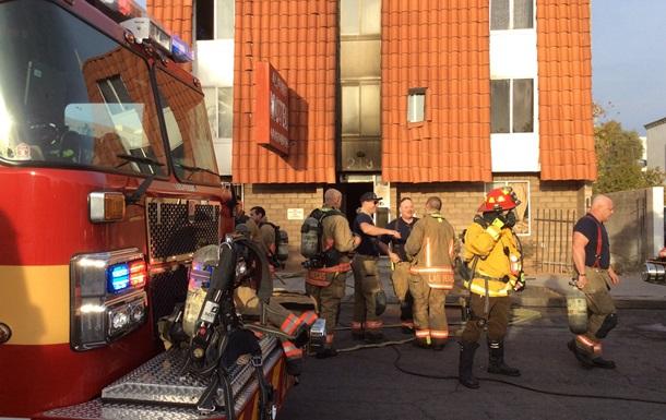 П ятеро людей загинули в Лас-Вегасі під час пожежі в мотелі