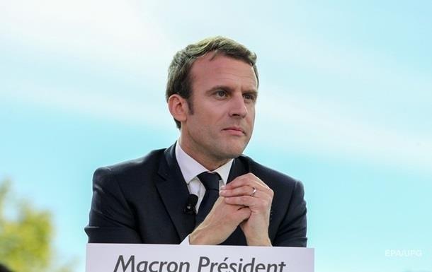 Макрон назвал большую ошибку Франции