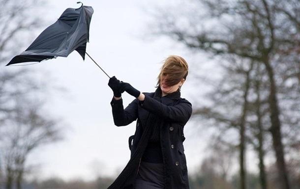 Українців попередили про різке посилення вітру