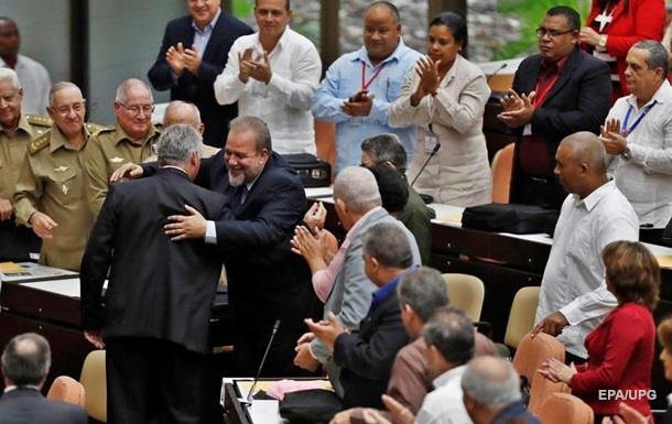 На Кубі призначили прем єр-міністра вперше за 40 років