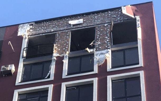 У Львові стався вибух у новобудові