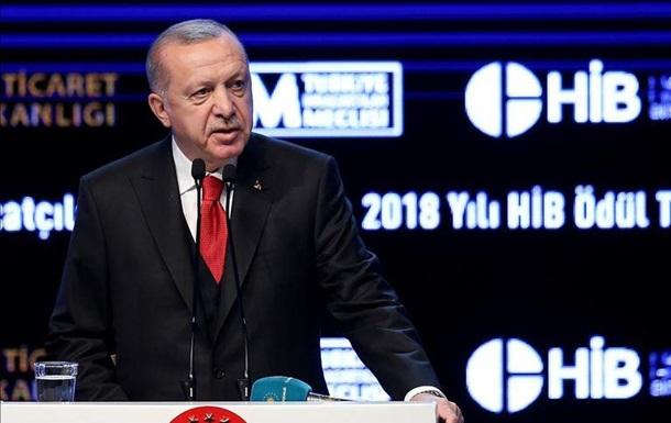 Ердоган анонсував тендер на будівництво каналу Стамбул