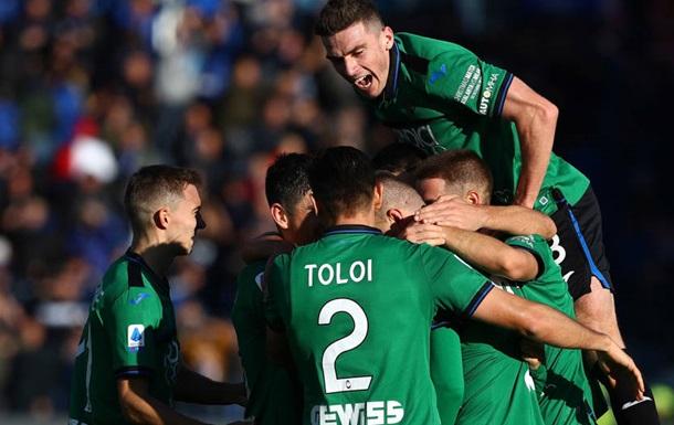 Аталанта с Малиновским отправила пять безответных голов в ворота Милана