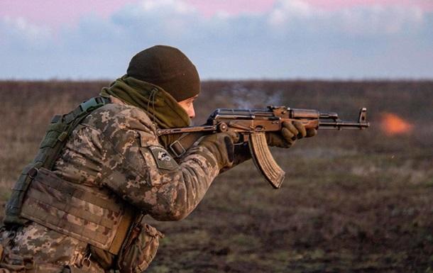 В штабе ООС рассказали о потерях на Донбассе