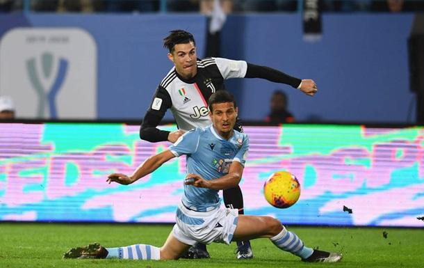 Лаціо обіграв Ювентус і добув Суперкубок Італії