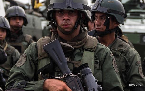 У Венесуелі заявили про напад опозиції на військову частину