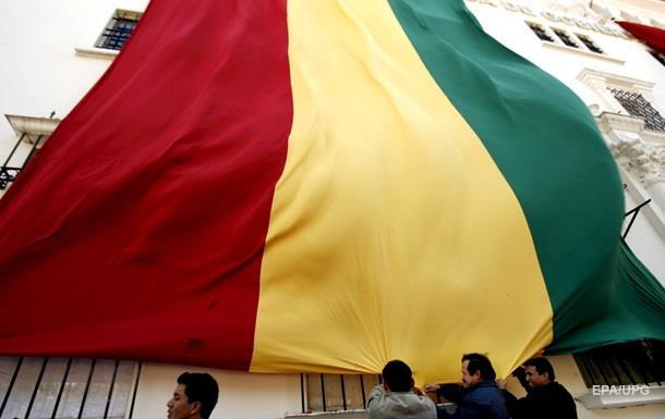 Болівія увійшла до складу Групи Ліми
