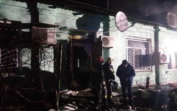 У Луганській області горів інтернат: чотири жертви