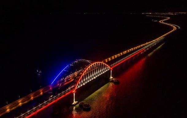 У РФ заявили, що Кримський міст готовий до прийому поїздів