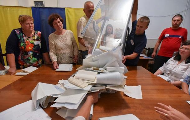 Объявлены первые результаты выборов в ОТО