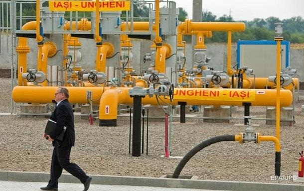 Молдова будет получать газ транзитом через Украину
