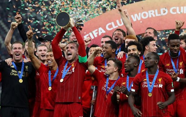 Ліверпуль побив рекорд англійських клубів за кількістю міжнародних трофеїв