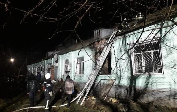 На Луганщині оголосили траур за загиблими в інтернаті