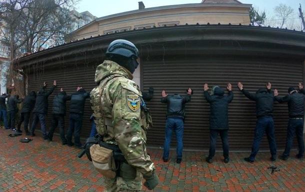 В Одесі стався конфлікт між охоронцями двох фірм