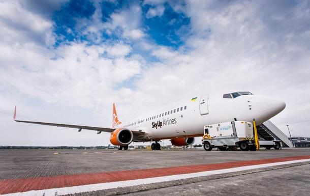 SkyUp запускає два нових маршрути до Європи