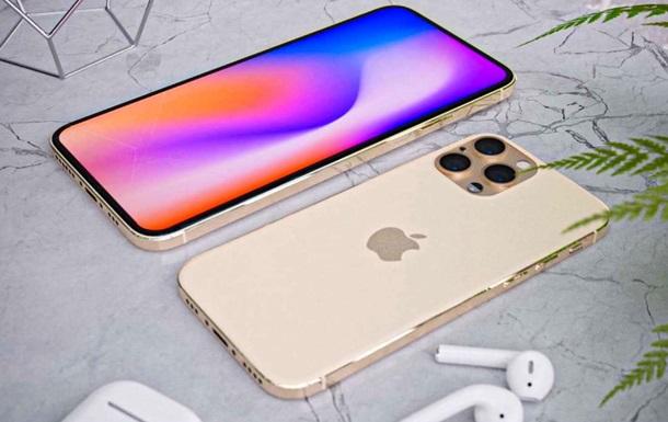 Розсекречено дизайн iPhone 12