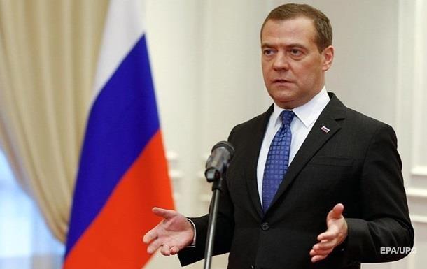 Тариф на транзит газу буде  гуманним  - Медведєв