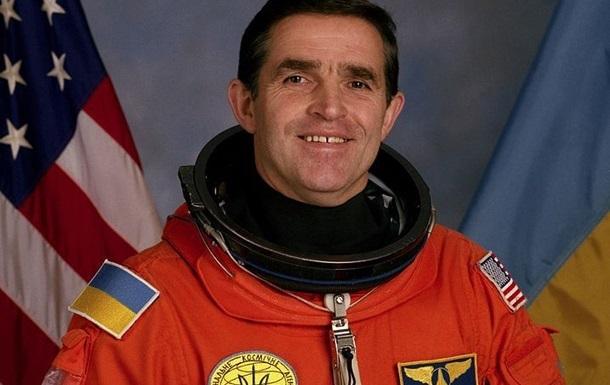 В Україні знімуть фільм про космонавта Каденюка
