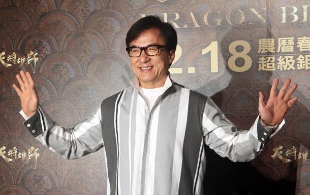 Джеки Чан чуть не утонул на съемках фильма