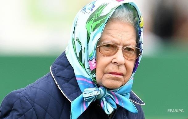 2019 рік був вибоїстим для Британії - Єлизавета II