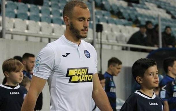 Олександрія домовилася про трансфер захисника Динамо