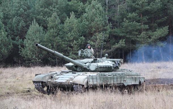 У Львівській області відновив роботу танкодром