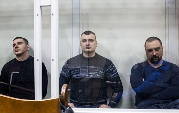 Дело Майдана: экс-беркутовцев оставили под стражей