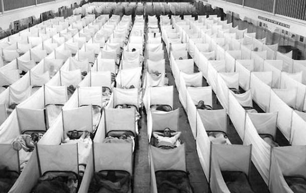 К 100-летию  испанского  гриппа