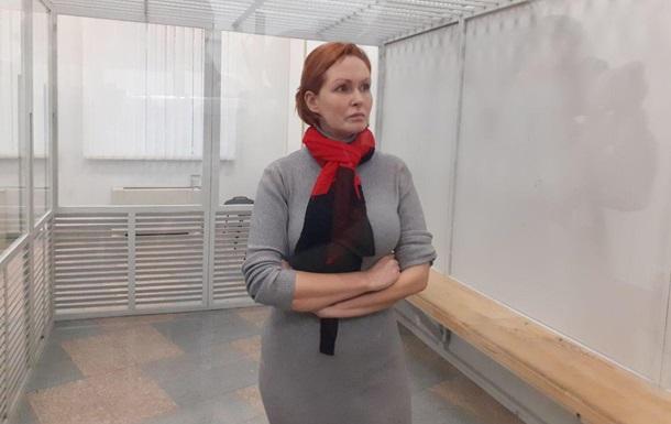 Юлію Кузьменко залишили під арештом