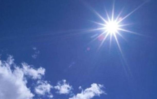 В Киеве за сутки побиты сразу два температурных рекорда