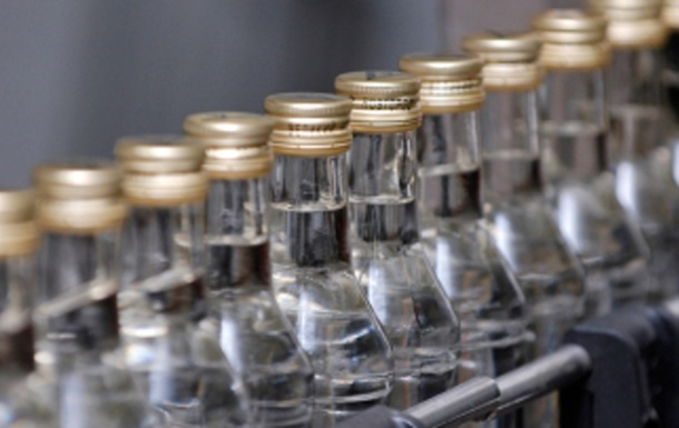 В 2019 году производство водки в Украине упало на 16%