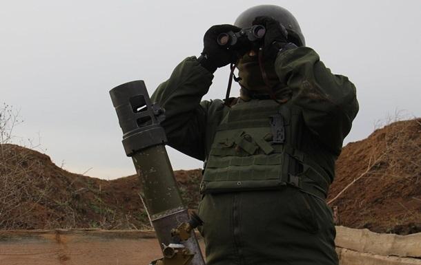 На Донбасі сім обстрілів, поранений боєць ЗСУ