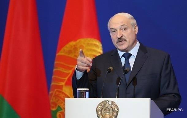Лукашенко: Україна дала привід війні на Донбасі