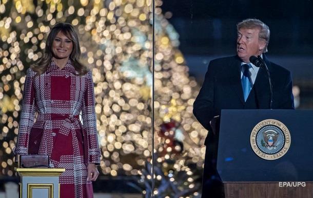 Трамп зізнався, що в нього немає подарунка для дружини на Різдво