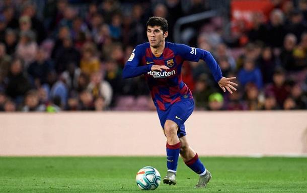 Барселона планує розлучитися з двома гравцями взимку