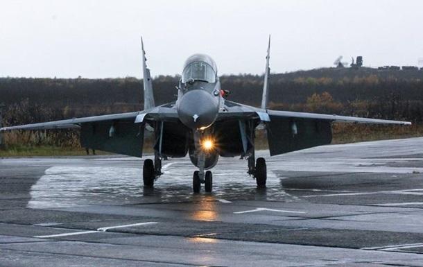 В Ірані розбився винищувач МіГ-29