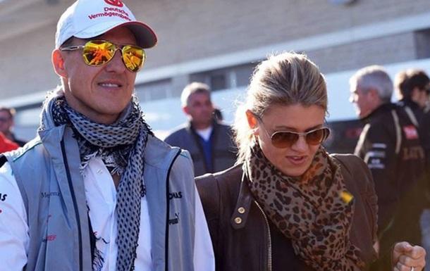 Дружина Шумахера виступила із заявою перед річницею травми гонщика