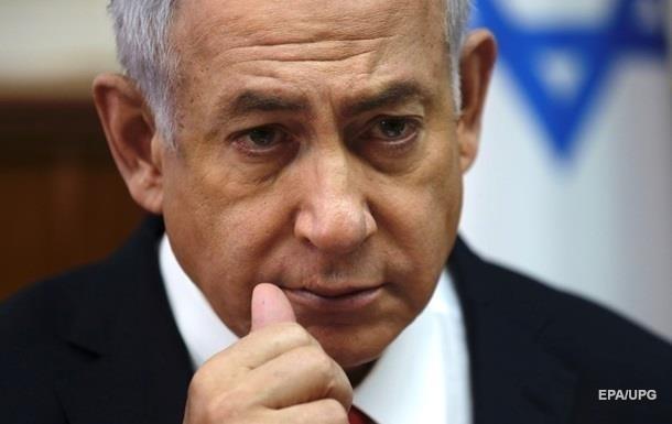 Нетаньяху эвакуировали с митинга из-за ракеты