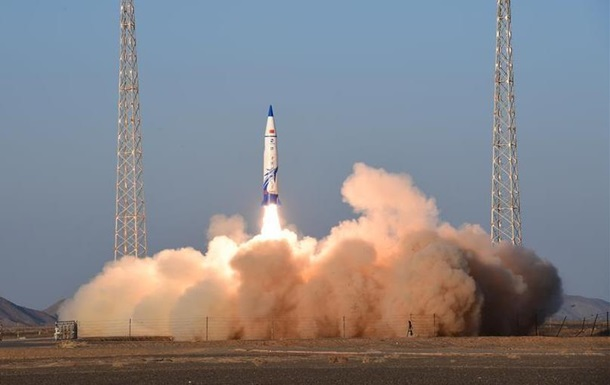 У Китаї запустили комерційну суборбітальну ракету