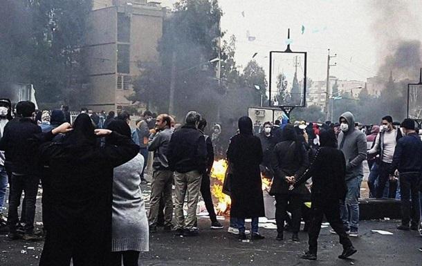 Тегеран заперечує інформацію про півтори тисячі загиблих під час протестів